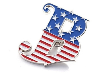 USA Sports Lapel Pin manufacturer and supplier in China