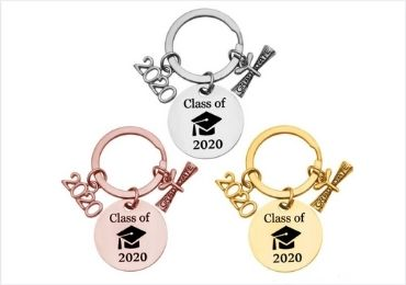 University Gift Keychain manufacturer and supplier in China