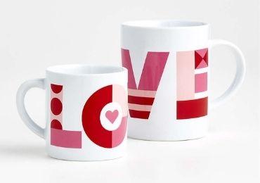 Valentine's Day Ceramic Mug manufacturer and supplier in China