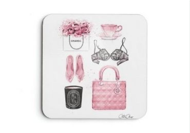 Valentine's Day Cork Coaster manufacturer and supplier in China