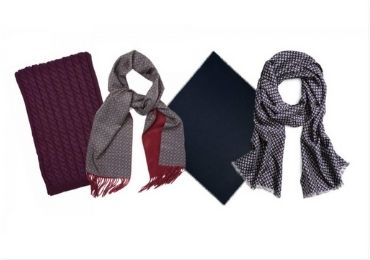 Valentine's Day Cotton Scarf manufacturer and supplier in China