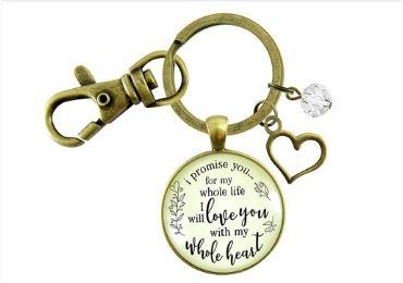 Valentine's Day Epoxy Keychain manufacturer and supplier in China