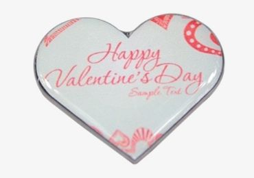 Valentine's Day Epoxy Magnet manufacturer and supplier in China