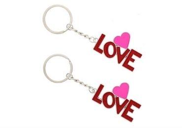 Valentine's Day Keychain manufacturer and supplier in China