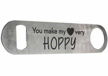 Valentine's Day Metal Bottle Opener manufacturer and supplier in China
