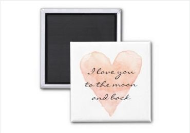 Valentine's Day Metal Magnet manufacturer and supplier in China