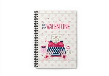 Valentine's Day Notebook manufacturer and supplier in China