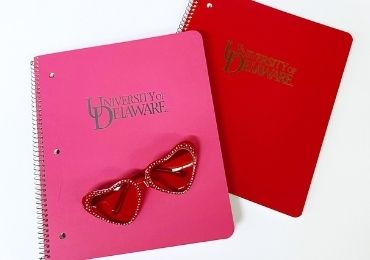 Valentine's Day Spiral Notebooks manufacturer and supplier in China