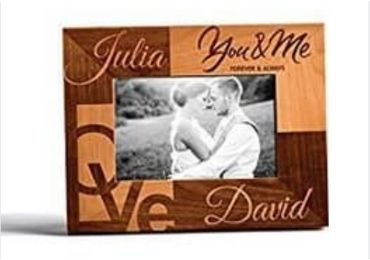 Valentine's Day Wood Photo Frame manufacturer and supplier in China