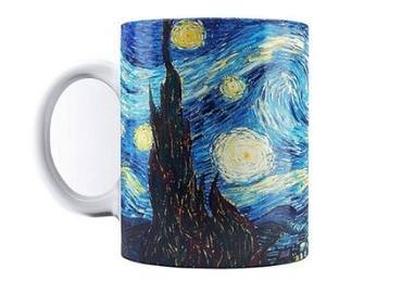 Van Gogh Art Mug manufacturer and supplier in China