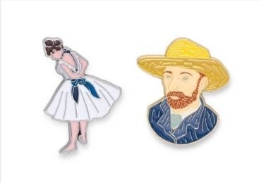 Van Gogh Art Pin manufacturer and supplier in China