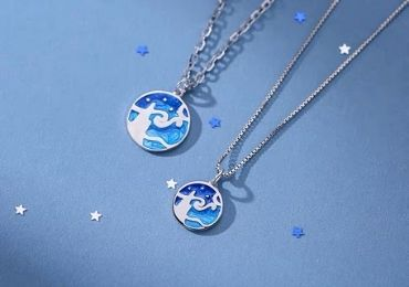 Van Gogh Collectible Pendant manufacturer and supplier in China