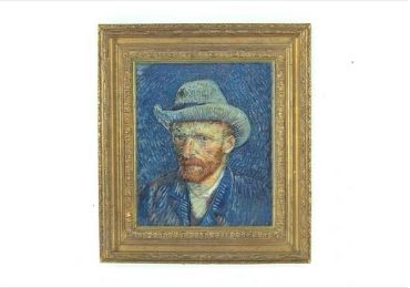 Van Gogh Collectible Photo Frame manufacturer and supplier in China