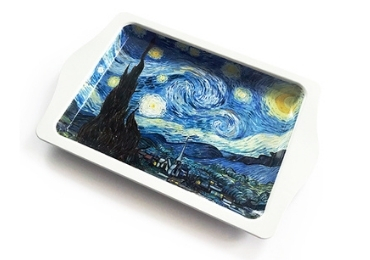 Van Gogh Gift Metal Tray manufacturer and supplier in China