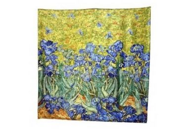 Van Gogh Gift Silk Scarf manufacturer and supplier in China