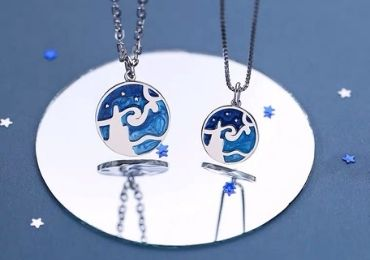 Van Gogh Metal Pendant manufacturer and supplier in China