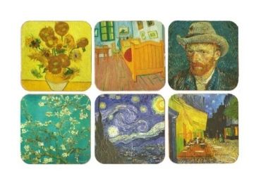 Van Gogh Museum Coaster manufacturer and supplier in China