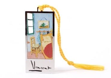 Van Gogh Painting Bookmark manufacturer and supplier in China