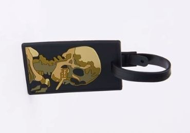 Van Gogh Collectible Luggage Tag manufacturer and supplier in China