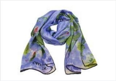 Van Gogh Painting Scarf manufacturer and supplier in China