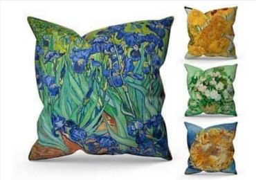 Van Gogh Pillowcase manufacturer and supplier in China