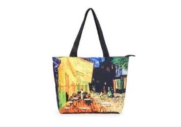 Van Gogh Souvenir Bag manufacturer and supplier in China