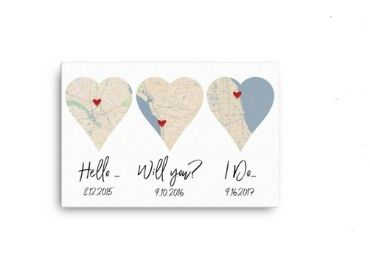 Wedding Day Acrylic Magnet manufacturer and supplier in China