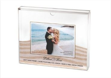 Wedding Day Acrylic Photo Frame manufacturer and supplier in China