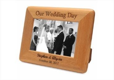 Wedding Day Keepsake Photo Frame manufacturer and supplier in China