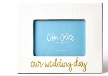 Wedding Day Photo Frame manufacturer and supplier in China