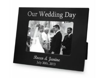 Wedding Day Wood Photo Frame manufacturer and supplier in China