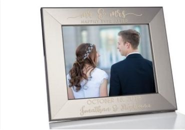 Wedding Day Wooden Photo Frame manufacturer and supplier in China