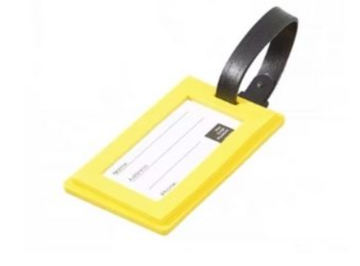10 - Art Gift Luggage Tag manufacturer and supplier in China
