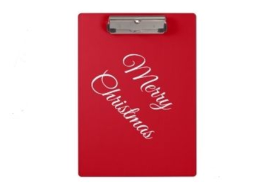 10 - Christmas Clip Folder manufacturer and supplier in China