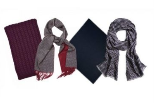 11 - Anniversary Scarf manufavcturer and supplier in China