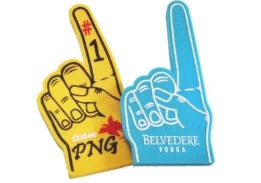 11 - Promotional Foam Fingers manufacturer and supplier in China