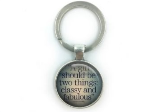 14 - CHANEL Epoxy Keyring manufacturer and supplier in China