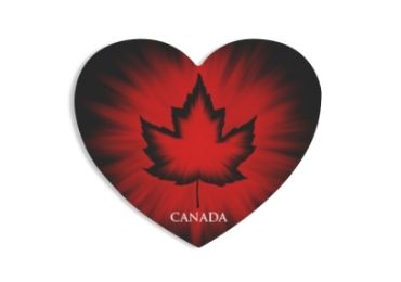 14 - Canada Souvenir Coaster manufacturer and supplier in China