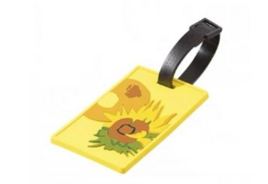 15 - Teacher Gift Luggage Tag manufacturer and supplier in China