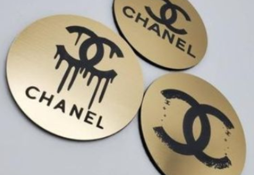 17 - CHANEL Metal Coaster manufacturer and supplier in China