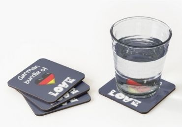 18 - Germany Souvenir Coaster manufacturer and supplier in China
