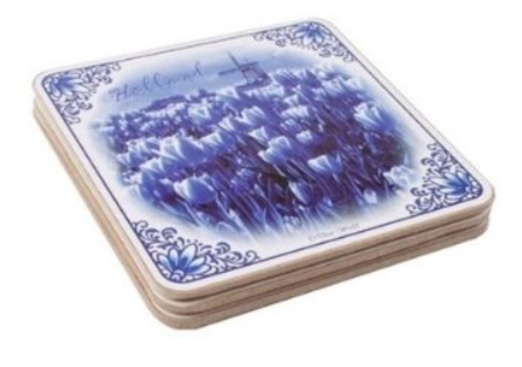 19 - Amsterdam Souvenir Coaster manufacturer and supplier in China