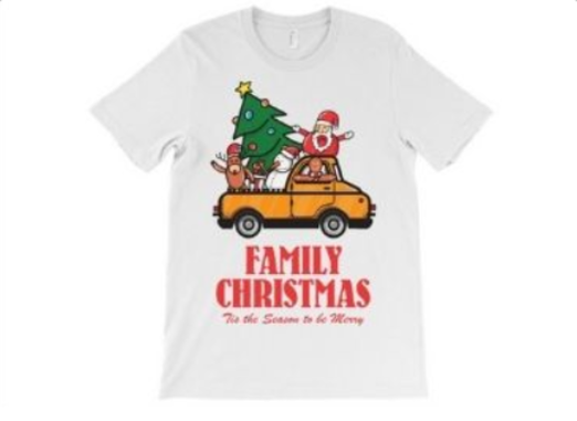 19 - Christmas T-Shirt manufacturer and supplier in China