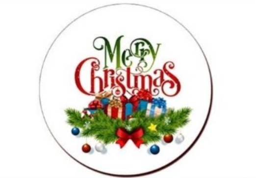 2 - Christmas Coaster manufacturer and supplier in China