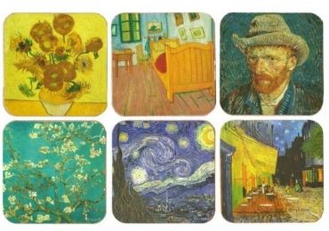 2- Souvenir Coasters manufacturer and supplier in China