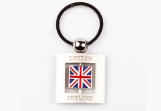 20 - England Sports Keychain manufacturer and supplier in China