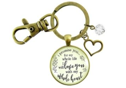 21 - Boyfriend Gift Keychain manufacturer and supplier in China