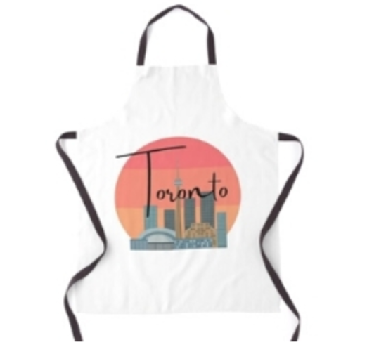 23 - Canada Souvenir Apron manufacturer and supplier in China