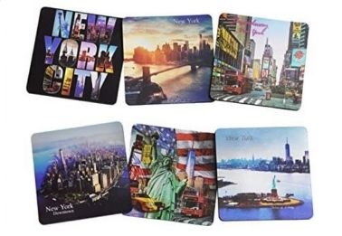 23 - USA Souvenir Coaster manufacturer and supplier in China