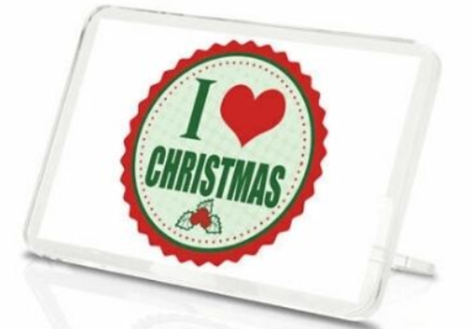 25 - Christmas Acrylic Sign manufacturer and supplier in China